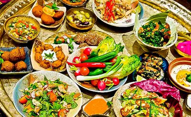 Mediterrán ételek